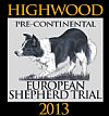 CSJ sponsors the 2013 Pre-Continental Shepherds Trial
