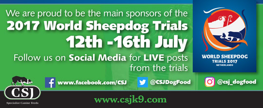 world sheepdog trials sponsor